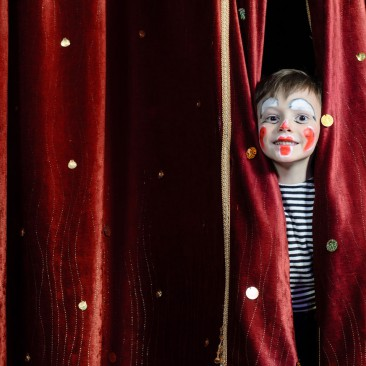 Schauspiel, Clownerie