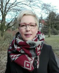 Autorin Frauke Vonk